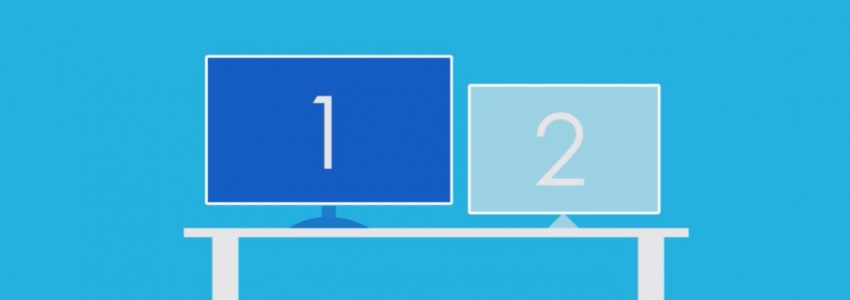 The Office Expert - Configure Dual Monitors in Windows 10